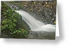 Likeke Falls 51 Greeting Card