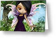 Lil Fairy Princess Greeting Card