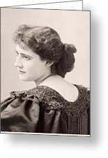 Lily Hanbury (1874-1908) Greeting Card