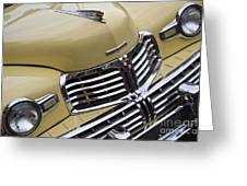 Lincoln Grille Greeting Card