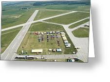 Lincoln Il Airport Greeting Card
