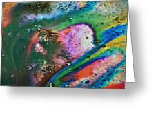 Liquid Candy Greeting Card