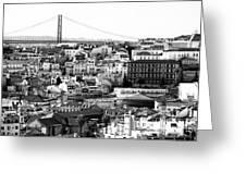 Lisbon I Greeting Card