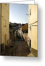 Lisbon Story Part3 Greeting Card