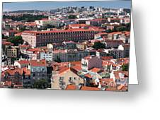 Lisbon V Greeting Card