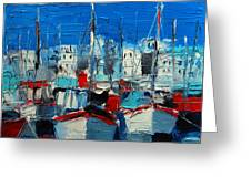 Little Harbor Greeting Card