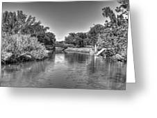 Little River Greeting Card