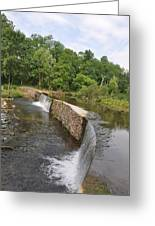Little Valley Creek Greeting Card