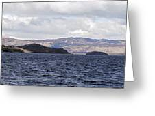 Loch Lomond - Pano1 Greeting Card