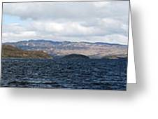 Loch Lomond - Pano2 Greeting Card