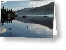 Lochgoilhead Greeting Card