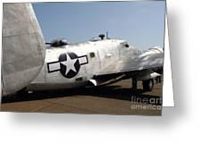 Lockheed Pv-2 Harpoon Military Aircraft . 7d15817 Greeting Card