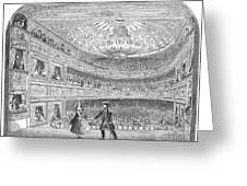 London: Adelphi Theatre Greeting Card