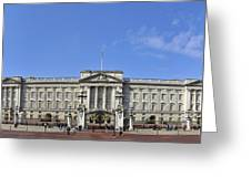 London Buckingham Palace Greeting Card