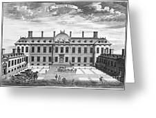 London: Montagu House Greeting Card