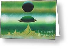 Look Into Deep Space 48 Greeting Card