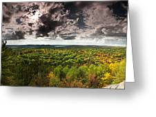 Lookout Trail Greeting Card