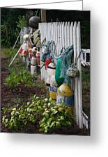 Lost Buoys 1 Greeting Card