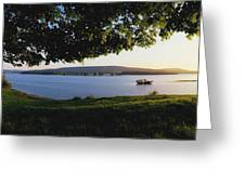 Lough Arrow, Co Sligo, Ireland Lake In Greeting Card