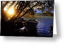 Lough Arrow, Co Sligo, Ireland Lake Greeting Card