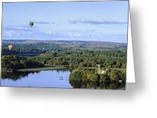 Lough Key Forest And Activity Park Greeting Card