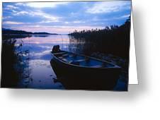 Lough Leane, Lakes Of Killarney, Co Greeting Card