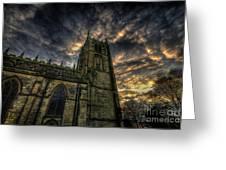 Loughborough Parish Church Greeting Card