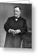 Louis Pasteur, French Chemist Greeting Card