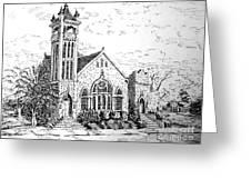 Louisianna Church 1 Greeting Card