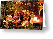 Love And Joy Greeting Card