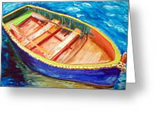 Love Boats Greeting Card