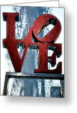 Love In The Afternoon Greeting Card