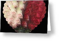 Love Split Greeting Card