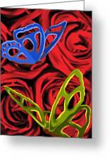 Lovelorn Greeting Card