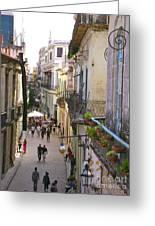 Lovely Havana Greeting Card
