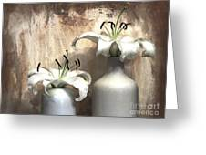Lovely Lily Lu Greeting Card