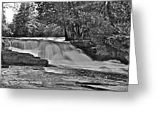 Lower Tahquamenon Falls 6140b Greeting Card