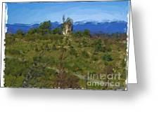 Luberon - France Greeting Card