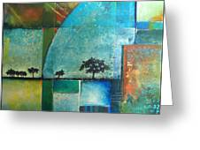 Lucid Archway Greeting Card