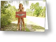 Mailbox 073 Greeting Card