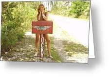 Mailbox 069 Greeting Card