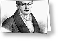Ludwig Tieck (1773-1853) Greeting Card