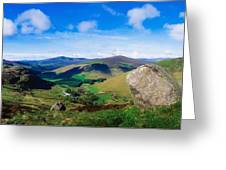 Luggala, Co Wicklow, Ireland Greeting Card