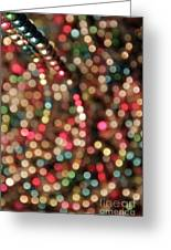 Luminosity Greeting Card by Scott Allison
