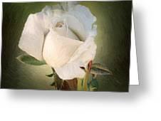 Luminous Grace Greeting Card