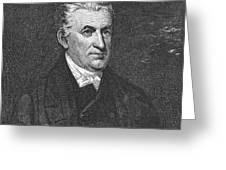 Lyman Beecher (1775-1863) Greeting Card