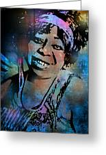 Ma Rainey Greeting Card