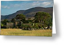 Maccarthy Mor Castle Ireland Greeting Card