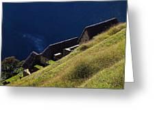 Machu Picchu Peru 5 Greeting Card