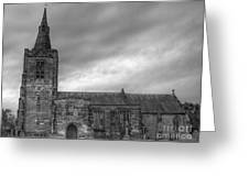 Mackworth Church Greeting Card
